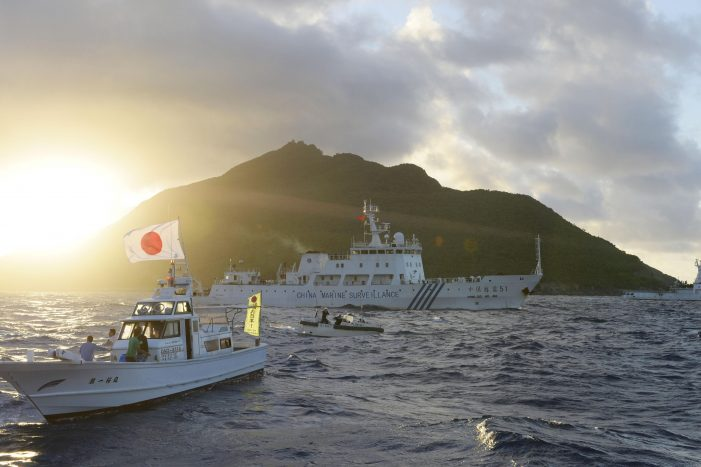 U.S.-Japan intel report says China engaged in multi-year takeover attempt of Senkaku islands