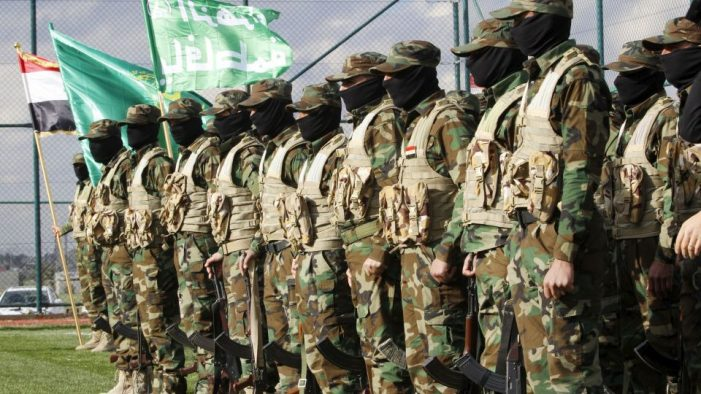 Iran-backed Shi'ite militias pose post-ISIL problem for Iraq