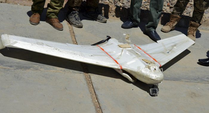 Pentagon scrambles for defenses against commercial drones dropping ISIS bombs