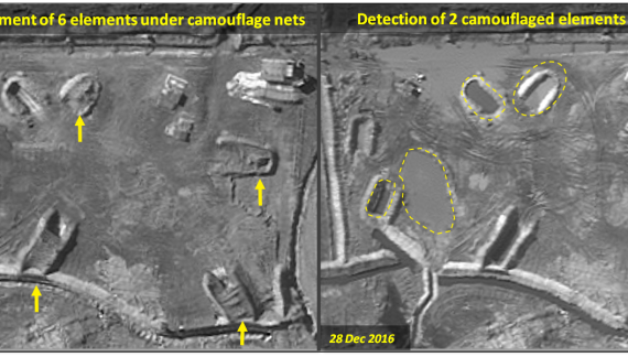 Israeli satellite imagery shows Russian nuclear-capable missiles in Syria