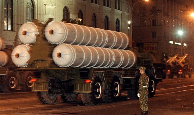 Iran says advanced S-300 system, bought from Russia, tested and operational