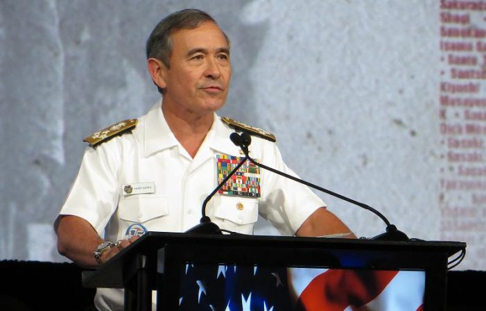 PACOM commander warns 'linear thinking' is blocking tech war advances needed in Asia