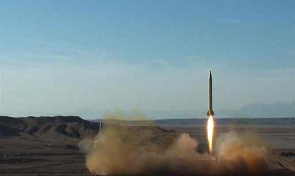 Iran says it successfully tested a Hormuz 2 ballistic missile
