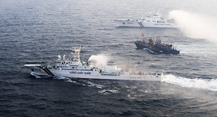South Korea's fishery patrol emerges as new Beijing-Seoul flashpoint
