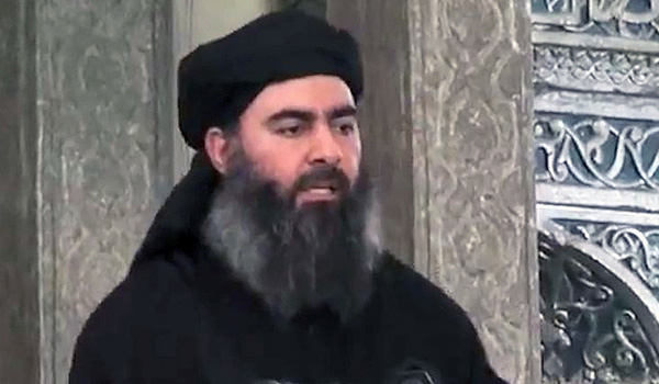 17 suicide car bombs paved ISIS leader al-Baghdadi's escape route from Mosul