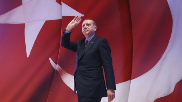 Erdogan's 15-year power play decisively positions Turkey outside the West's orbit