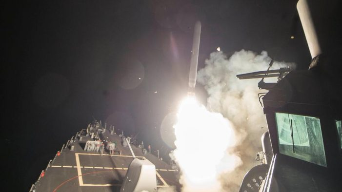 Missile strike puts rogue nations on notice, signals dramatic shift in U.S. policy