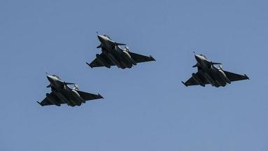 Egypt airstrikes destroy 15-vehicle convoy bearing arms from Libya