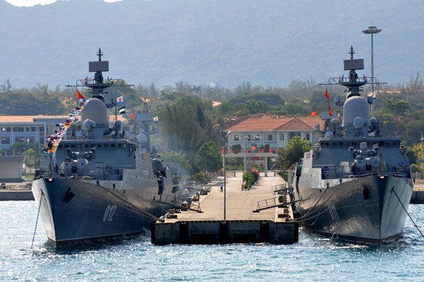 Vietnam steps up weapons purchases from Russia for combat against China