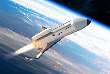 DARPA, Boeing developing reusable hypersonic space plane