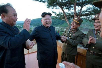 The wrong stuff: Western intelligence tracks Kim Jong-Un's rocket stars