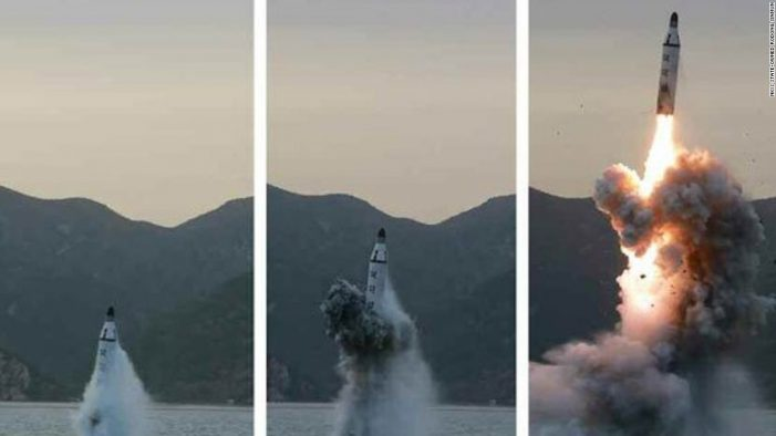 Panel reports North Korea's 'rapid technological advancements' in SLBMs