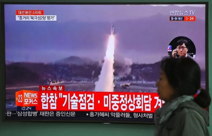 Japan launches nationwide broadcasts for missile evacuation preparedness