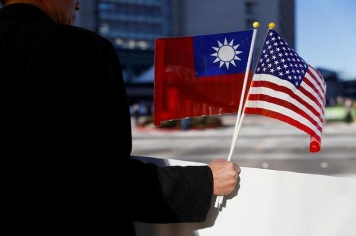 Congressional panel passed landmark Taiwan travel bill