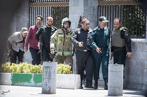 Hit by terror attack at home, Iran blames 'U.S. clients'