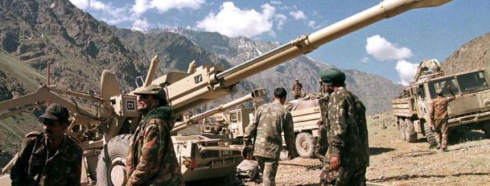 Pakistan backs China with artillery barrage as miliary tensions mount in Bhutan