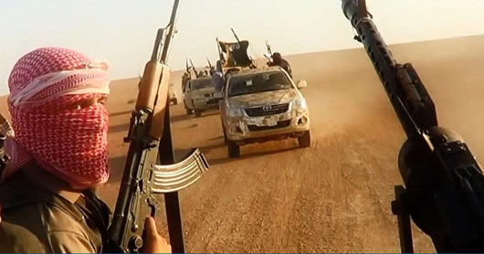 ISIS using human trafficking networks to transfer fighters to West, Asia