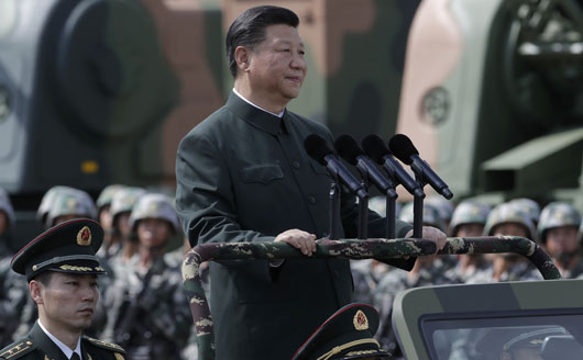China's Xi confirms growing tensions following decisive, punitive U.S. actions