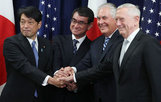 North Korea's threat opens way for U.S.-Japan strategic defenses opposed by China