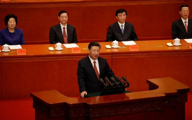 China's Supreme Leader Xi delivers bellicose speech, threatens to wage war