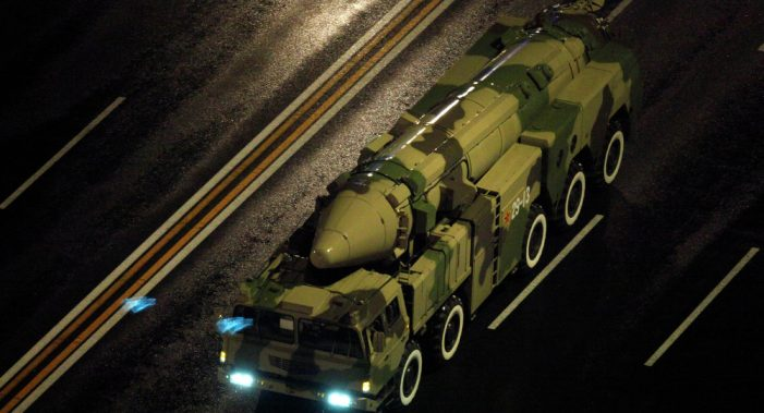 As West focuses on N. Korean ICBMs, China unveils 16 road-mobile DF-31AG