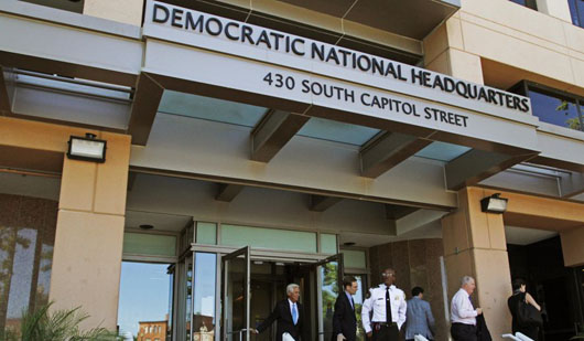 Report: FBI relied on computer firm, failed to inspect DNC servers 'hacked' by Russians