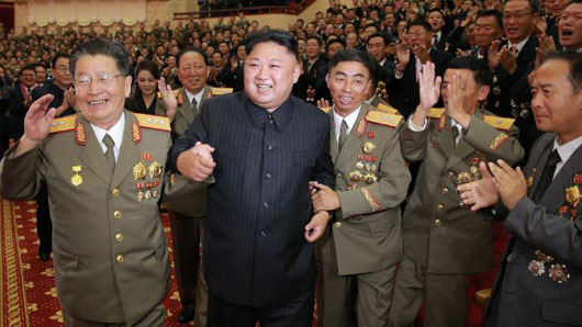 Kim honors father, grandfather and nuclear technocrats on 69th birthday of North Korea