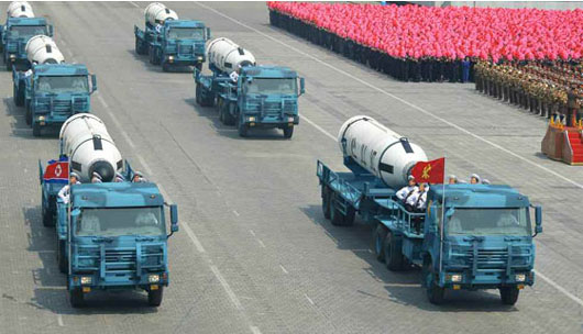 Policy of silence: U.S. still mum on evidence China gave major strategic support to N. Korea