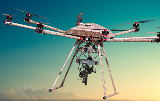 Israel tests newly-developed weapons including sniper drones