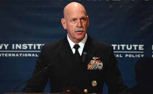 Pro-China forces at Pentagon credited with blocking rise of Adm. Swift