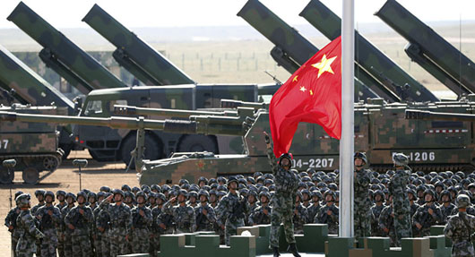 Rand study finds growing 'probability' of war with China