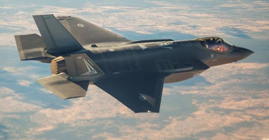 Chinese hand seen behind cyber attack in Australia targeting F-35 stealth tech