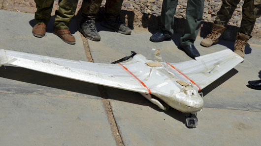 Rogue states and terror groups are weaponizing drones made in China or bought commercially