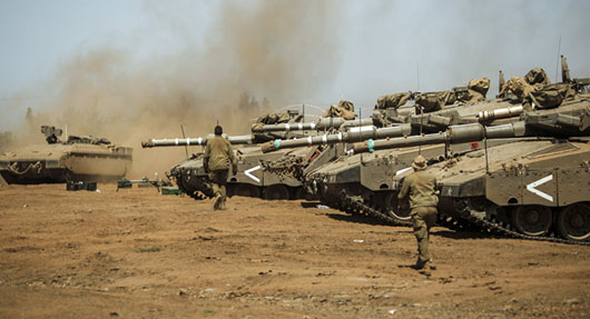 Israel turns to military options after disappointing talks on Syria