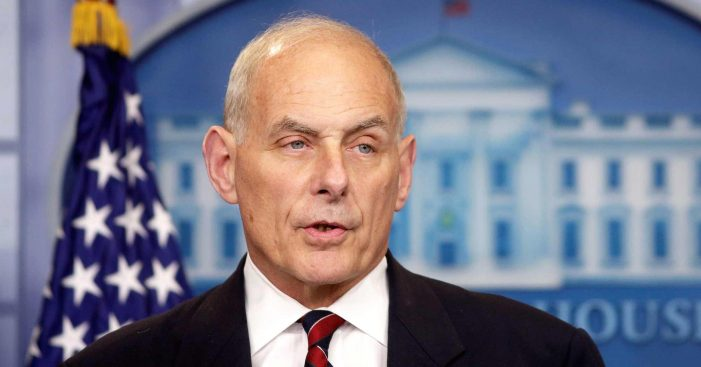 White House Chief of Staff clarifies red line on North Korea