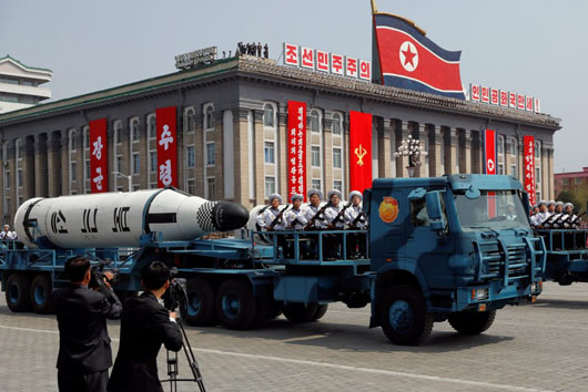 U.S. imposes first sanctions on Chinese firms giving strategic assist to N. Korea