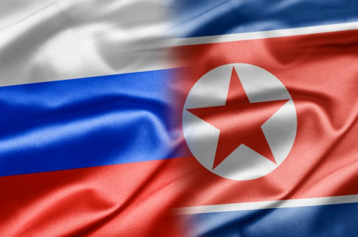 Russia replaces China as Pyongyang's go-to partner to counter the U.S.