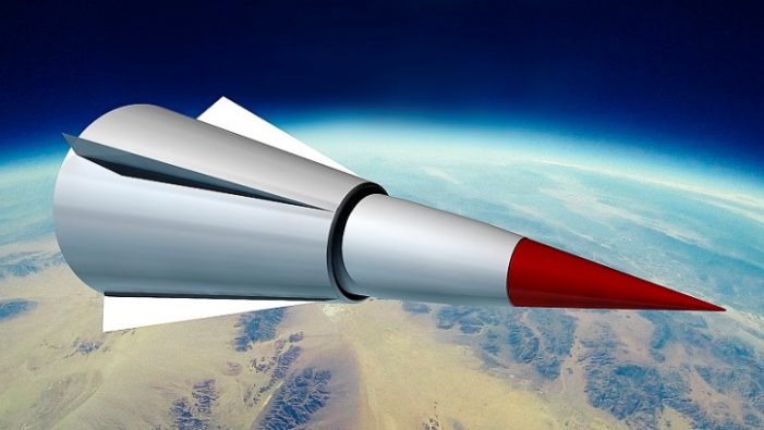In first, China goes public with images of hypersonic aircraft