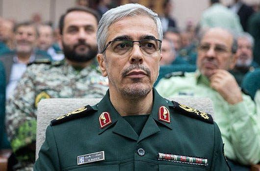 Iran general concluded agreements with Syria, reportedly held 3 meetings with Assad