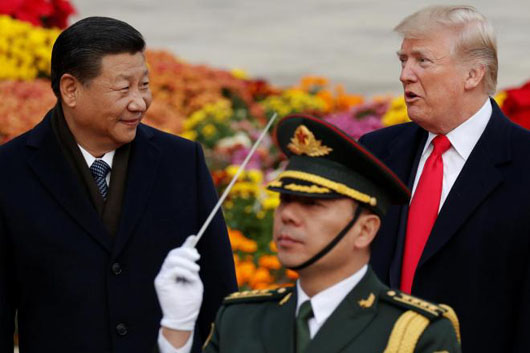 China playing long game in S. China Sea; Xi regime went all out for U.S. summit