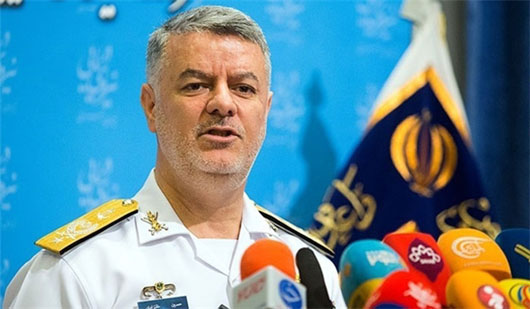 Navy commander announces Iran plan to send naval forces to Gulf of Mexico
