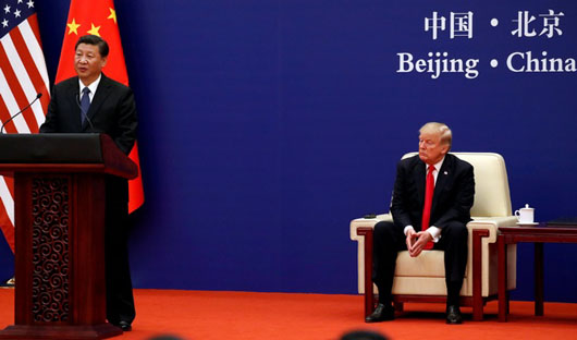 Trump rejected Xi's demands on Taiwan after nominating Taiwan expert to key Pentagon post