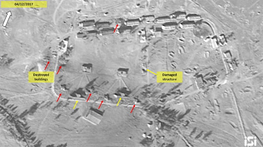 Missile strike on Iran base in Syria followed series of warnings by Israel