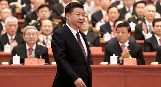 Commission: China uses wealth, buys global influence in 'long game'