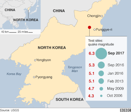 Chinese residents near North Korea fear recent quakes caused by nuclear tests