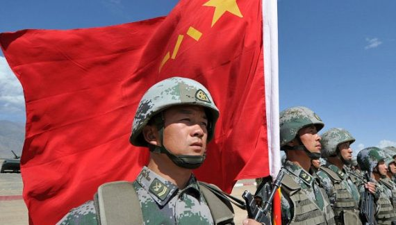 Pressure rising: China tightens borders; Pyongyang extends fraternal hand to Seoul