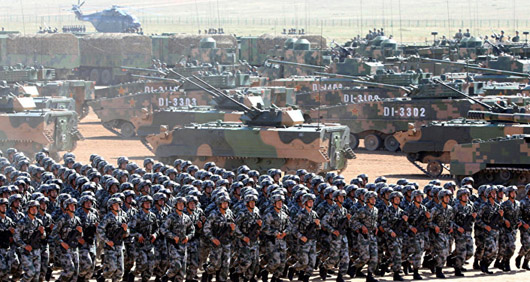 U.S. 'National Defense Strategy' names China as top threat in major doctrinal shift