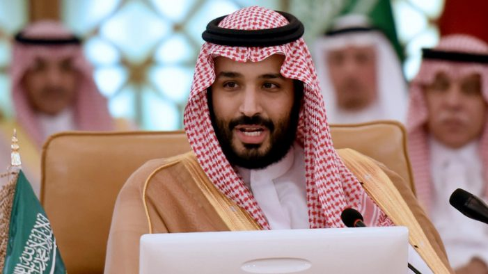 Saudi crown prince to new counter-terror allies: Lack of coordination 'ends today'