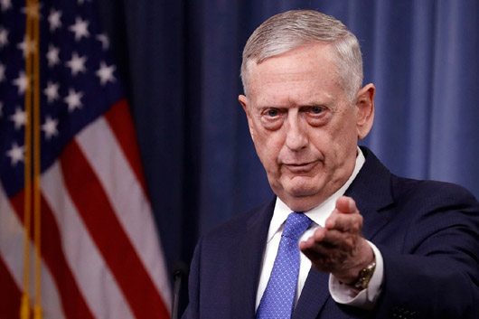 Terrorism? Pentagon shifts strategic focus back to China and Russia