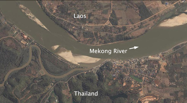 North Korean defectors died in boat accident on the Mekong